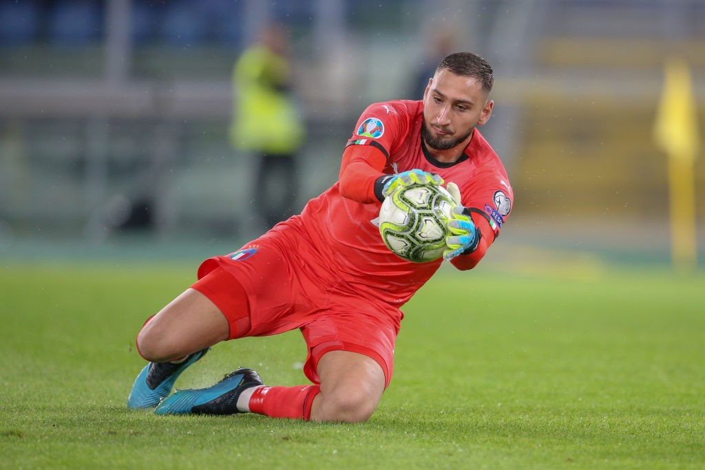 Mn Donnarumma Highly Likely To Renew With Milan Not Scared By Absurd Juventus And Inter Links