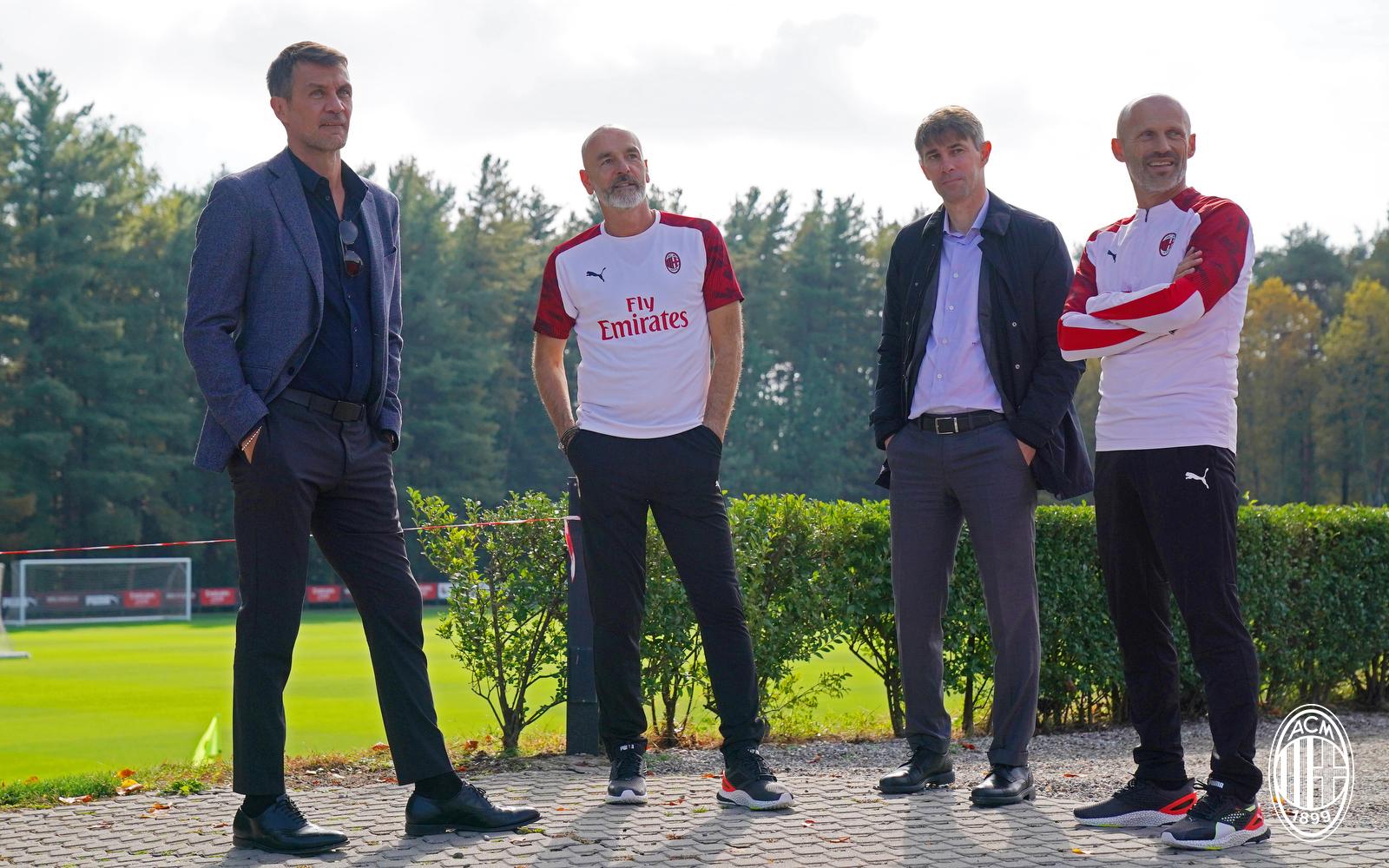 GdS: Maldini and Massara make stance clear on their future at AC Milan