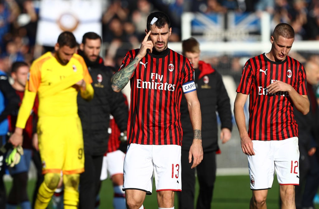 Journalist Milan Must Thank Gasperini And Atalanta For 5 0 Defeat That Changed The Philosophy