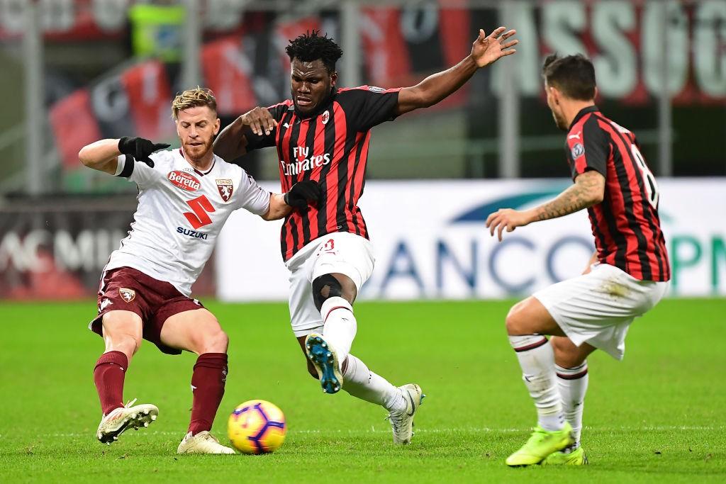 Kết quả hình ảnh cho Milan vs Torino