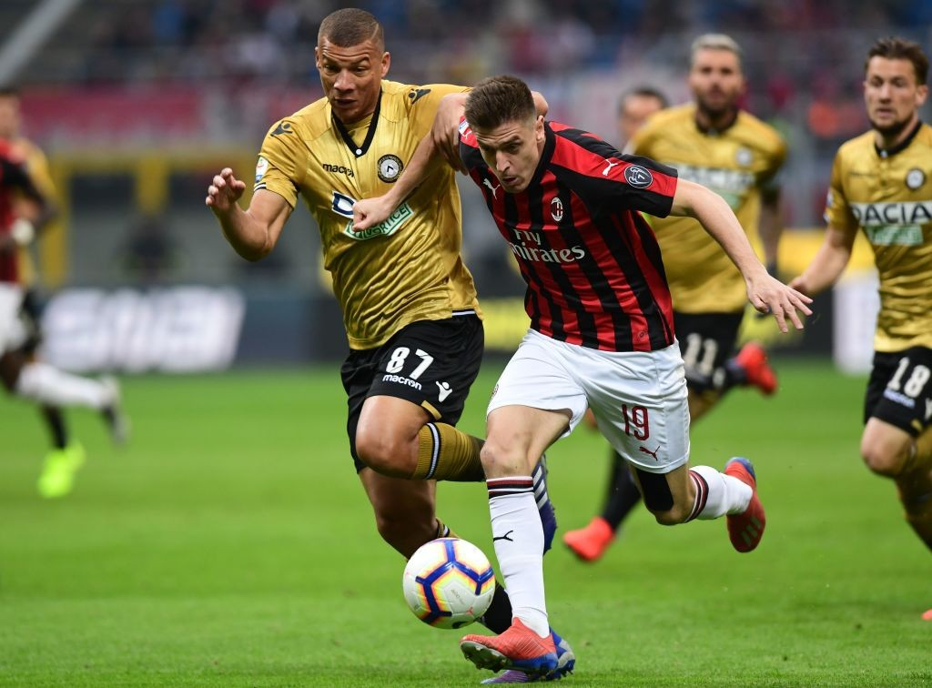 Preview Serie A Round 20 Ac Milan Vs Udinese