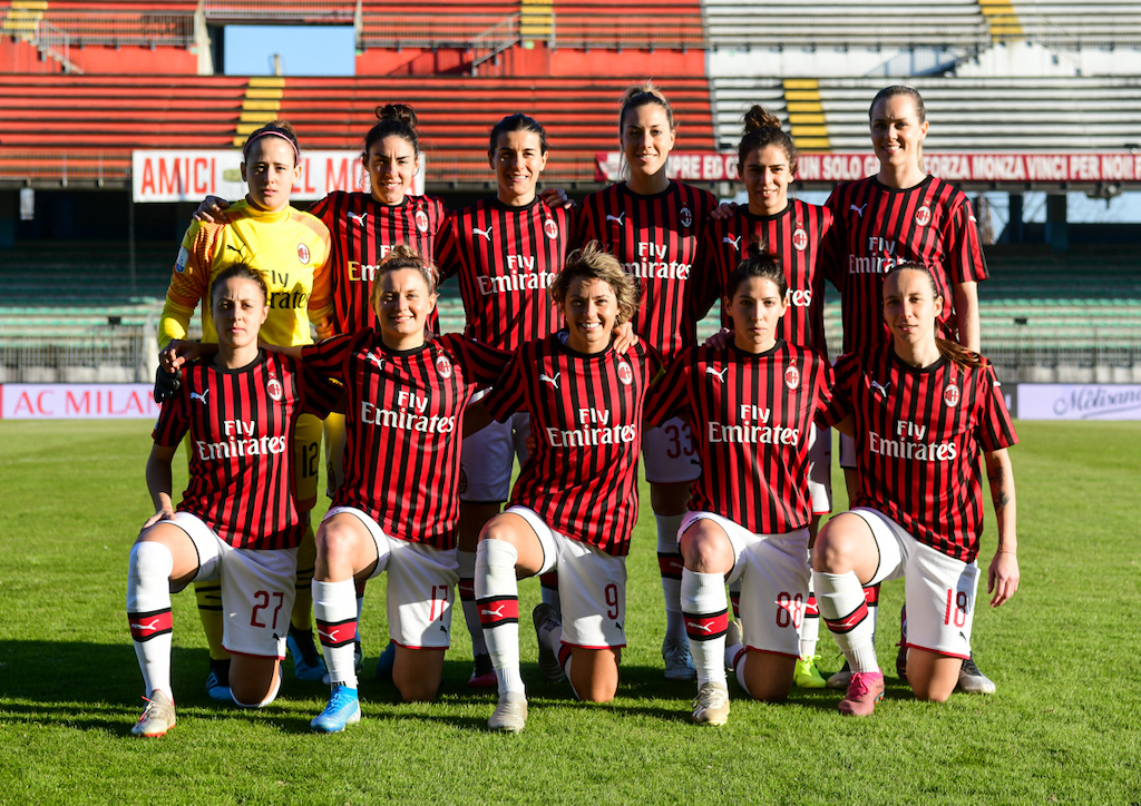 Ac Milan Women Rossonere Look To Start Year Right With Begic Signing Psg Player Eyed