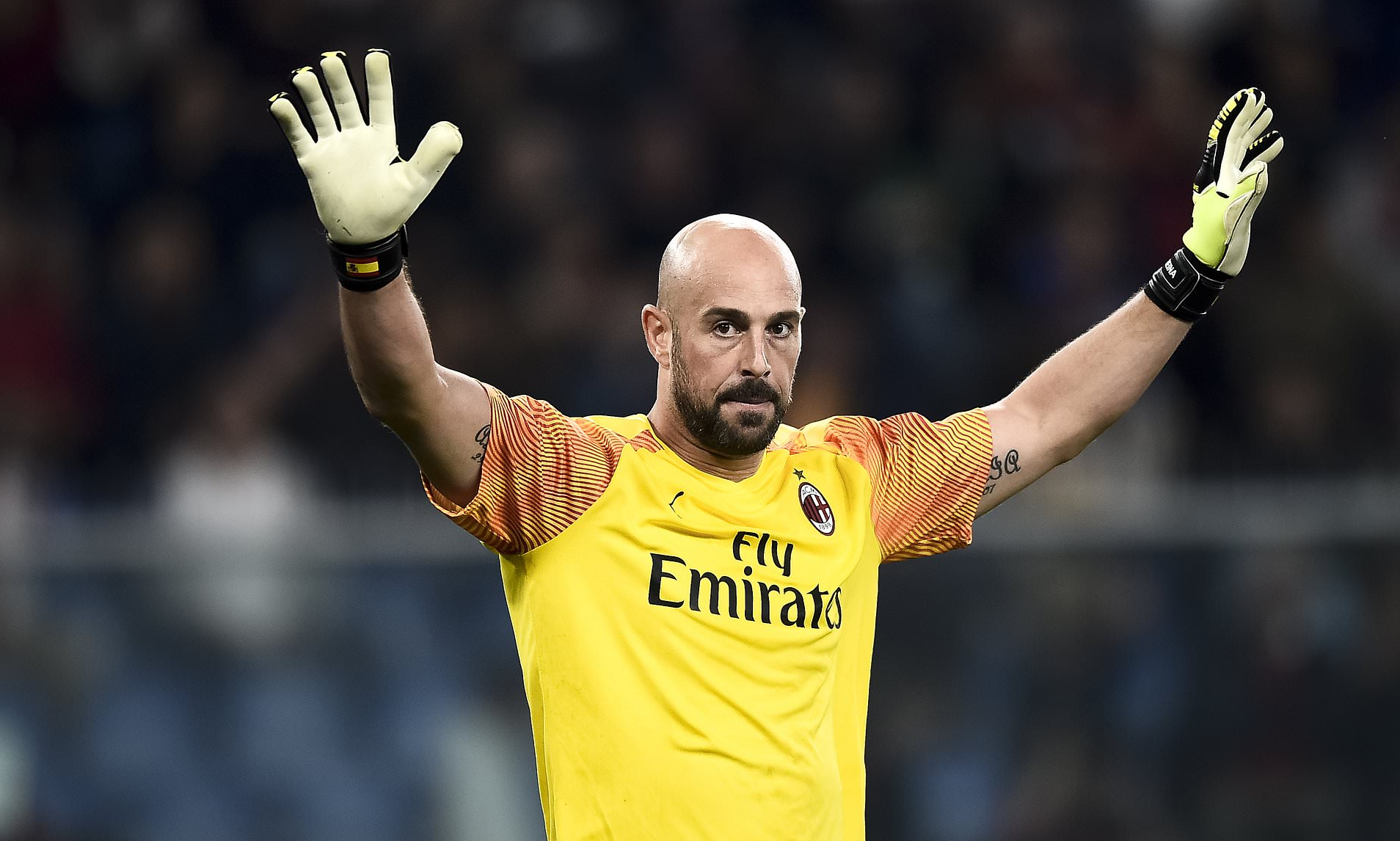 CM: Reina to complete Lazio move on Wednesday – how much Milan will save - SempreMilan