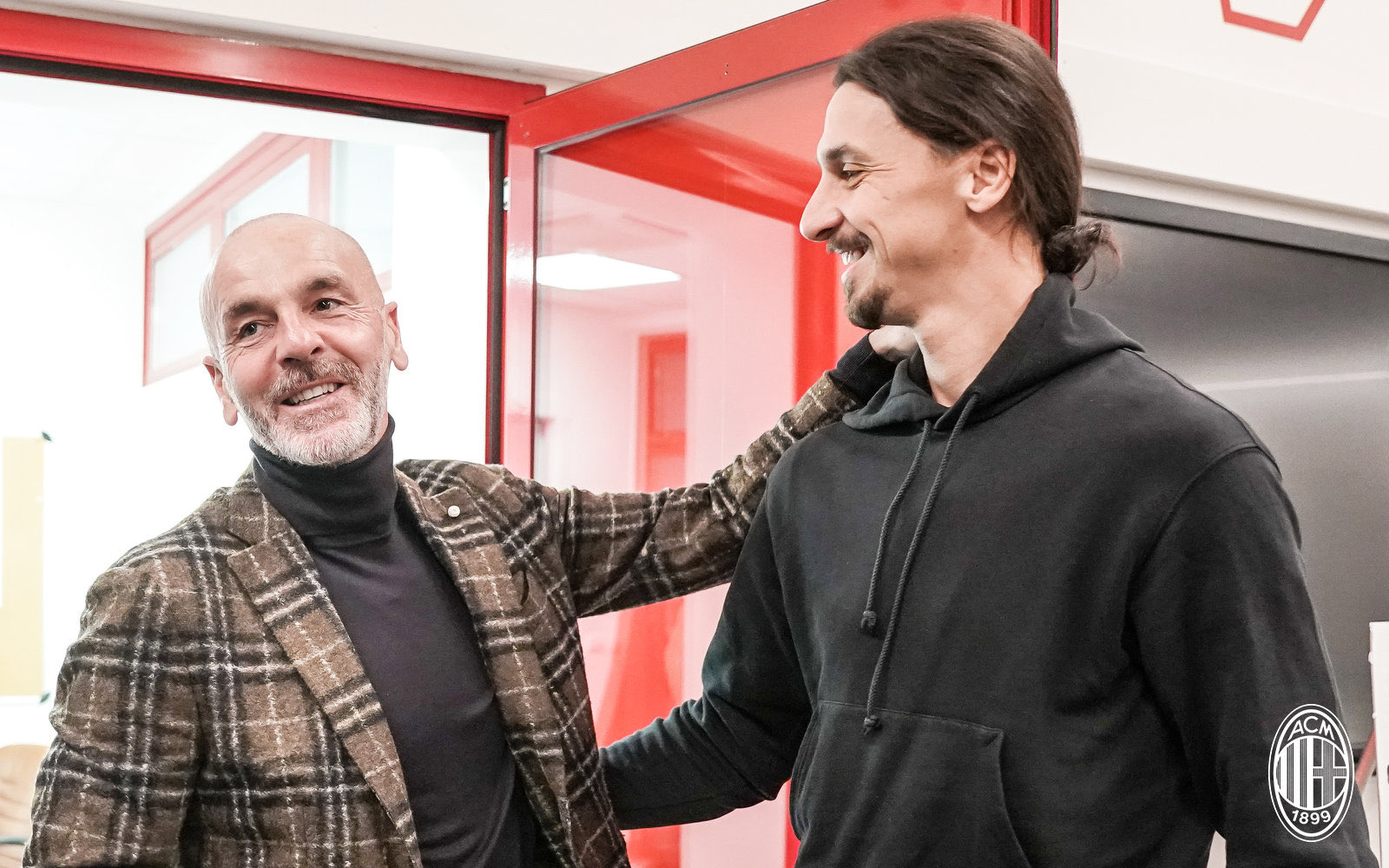 CorSera: Ibrahimovic, Pioli and the pact with Milan - First Europe ...