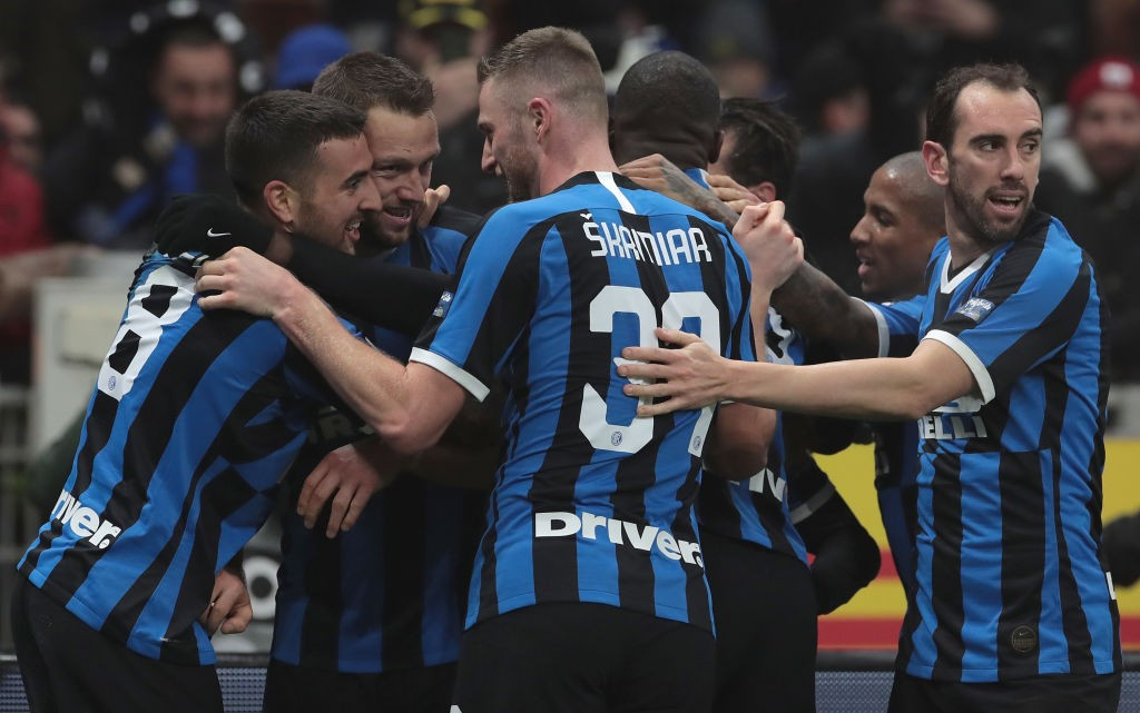 Inter 4-2 AC Milan: Rossoneri fall to derby defeat after second ...