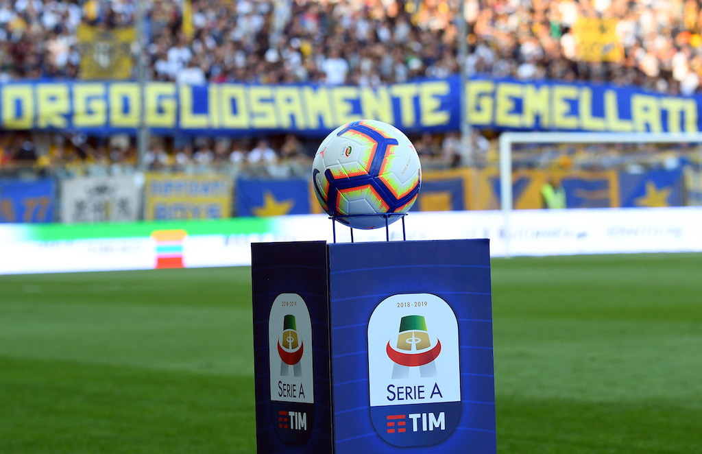 Official All 20 Serie A Teams Vote In Favour Of Resuming And Completing Current Season