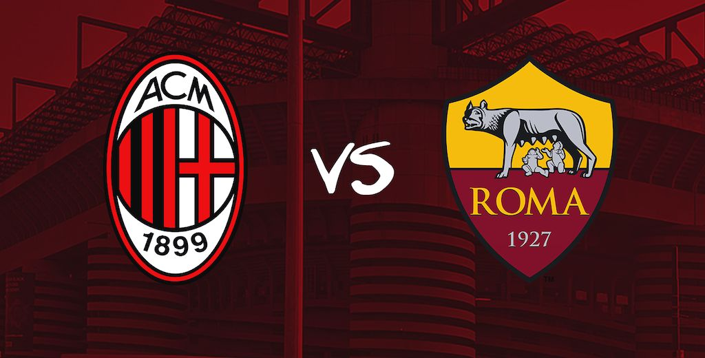 Official: AC Milan vs. Roma starting XIs – Kjaer starts as Rossoneri are  unchanged