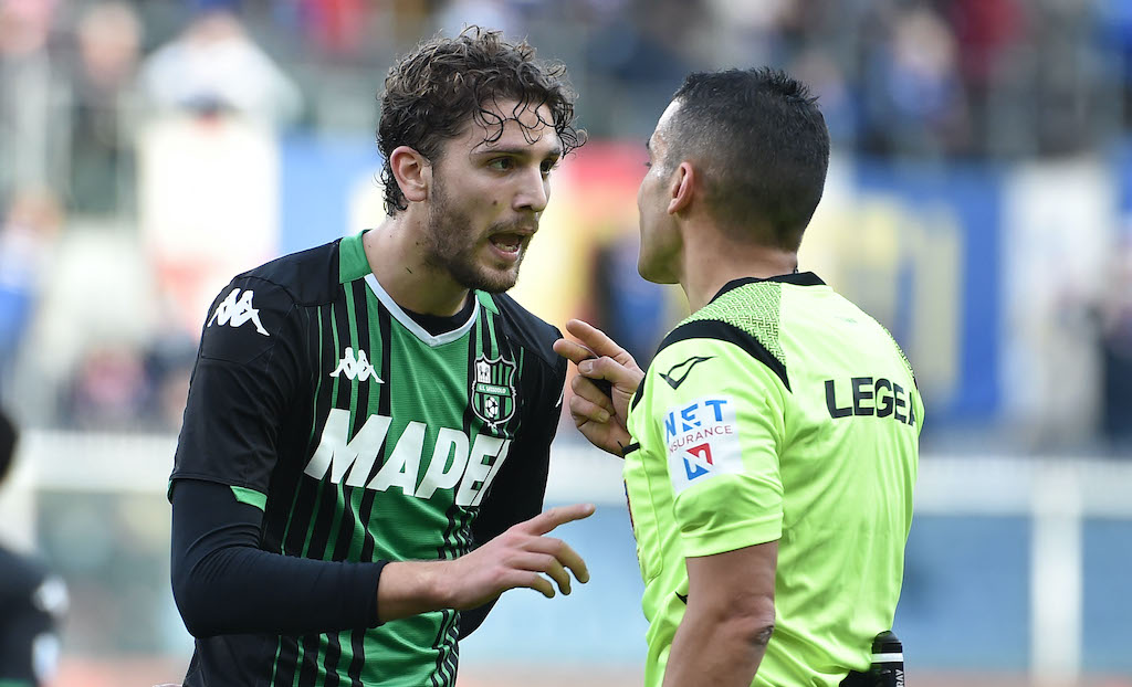 """Sassuolo boss aims dig at Milan over Locatelli: """"Someone else had not  believed in him"""""""