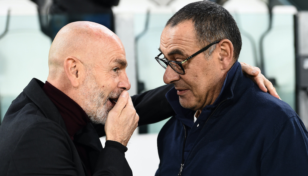 Journalists claim Juventus may sack Sarri even with league win; Pioli 'No.1  candidate' to take over