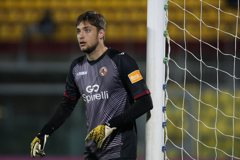 Di Marzio Newly Promoted Reggina Show Interest In Young Milan Goalkeeper