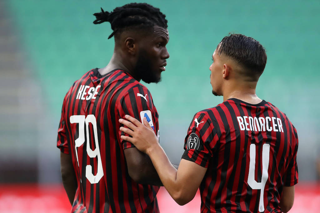 Video shows just how good Kessie and Bennacer were against Juventus -  'Omnipresent'