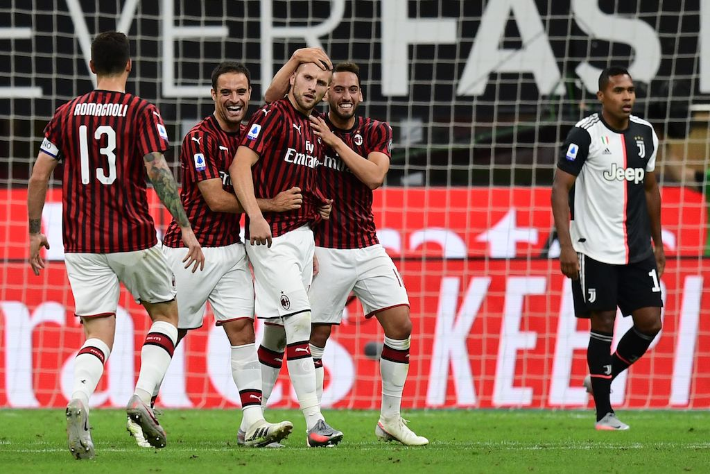 Serie A preview: AC Milan vs. Juventus - Team news, opposition insight,  stats and more
