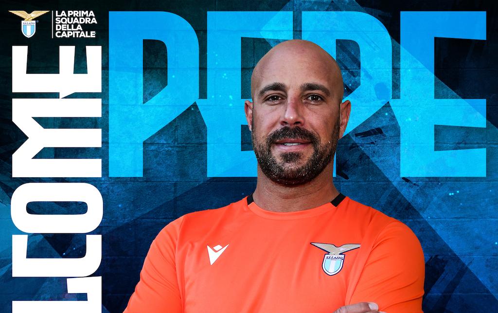 Official: Lazio complete signing of veteran goalkeeper Pepe Reina from AC Milan - SempreMilan