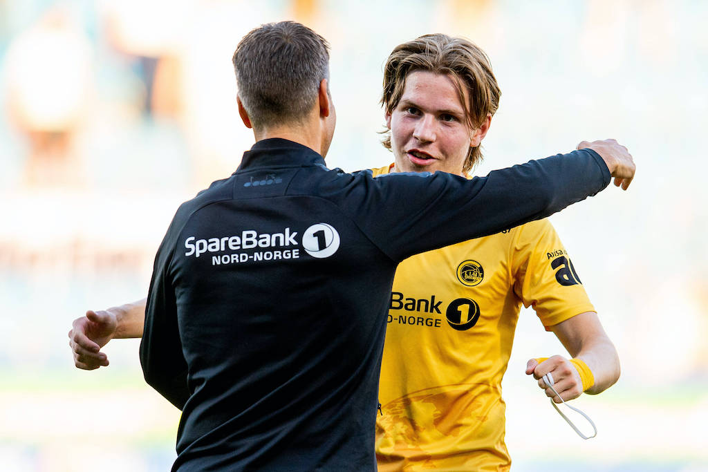 SM: Milan intend to submit offer for Bodo/Glimt star Hauge - talks held  with agent