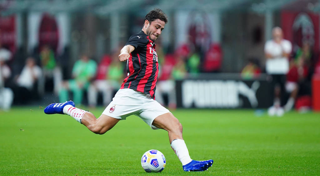 CM: Milan boss Pioli ready to trust a rejuvenated Calabria - his sale now  seems unlikely