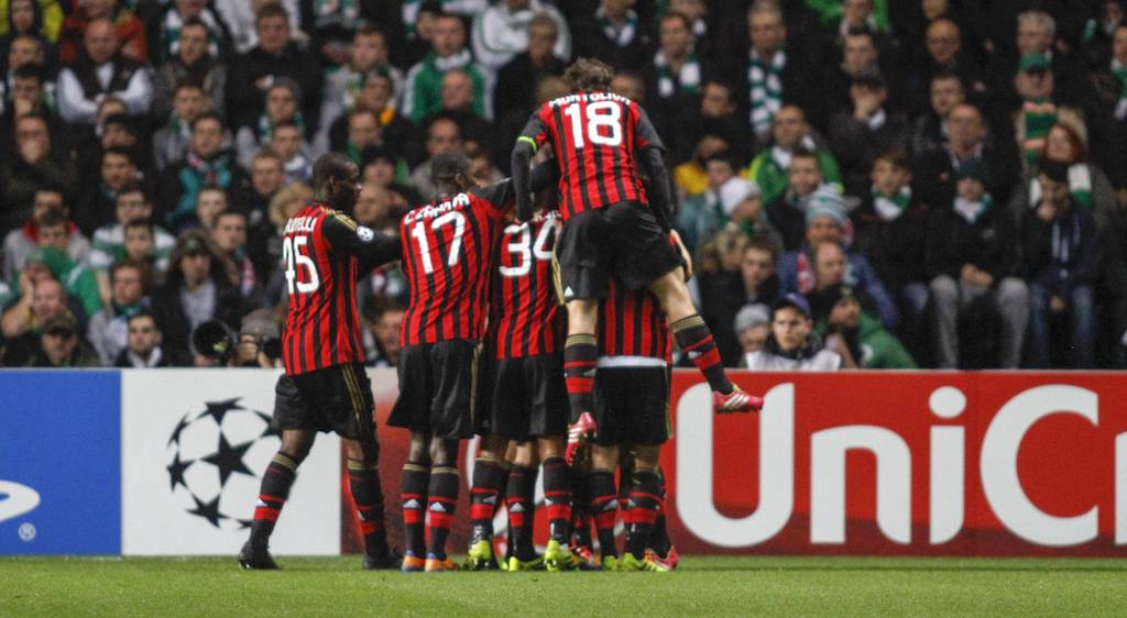 Europa League Preview Celtic Vs Ac Milan Team News Opposition Insight Stats And More