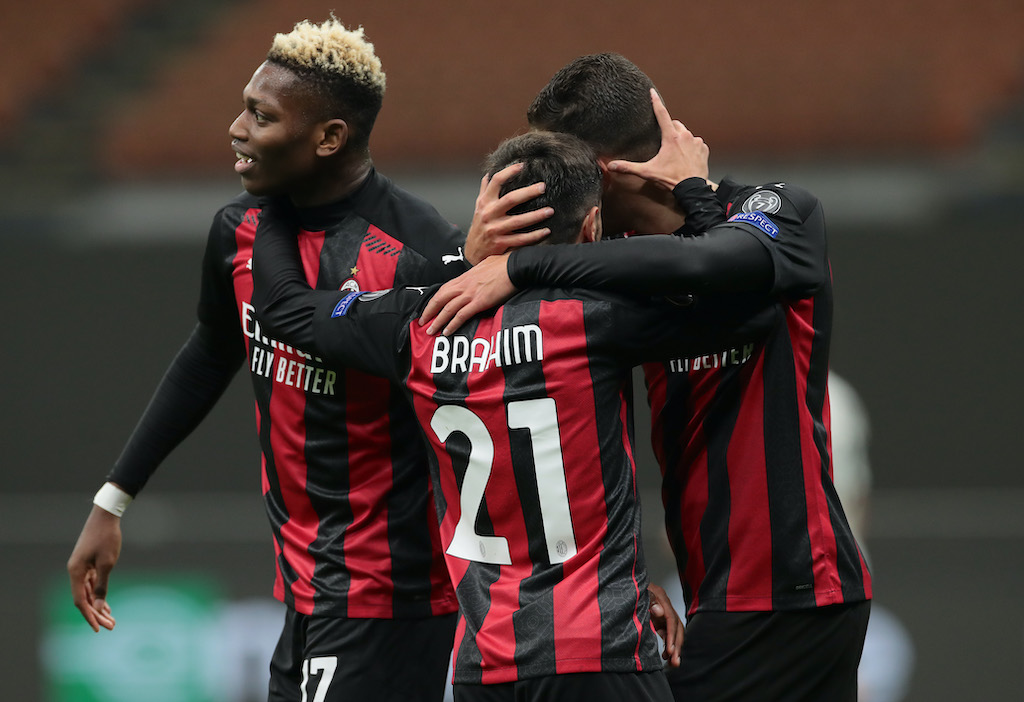 Gds Milan Prepare For Torino Clash With New Quartet Youngest Attack In Europe