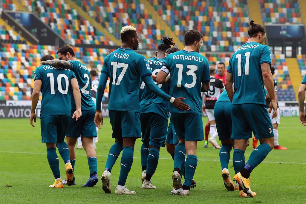 Player Ratings: Udinese 1-2 AC Milan - Ibrahimovic undisputed MOTM;  midfield duo crucial