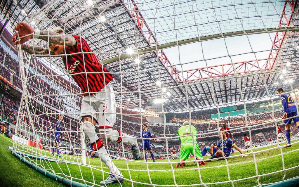 Serie A preview: AC Milan vs. Hellas Verona – Team news ...