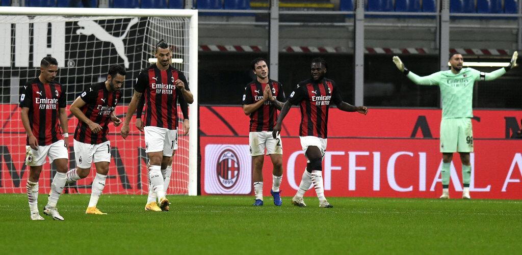 AC Milan 2-2 Hellas Verona: Five things we learned - some ...