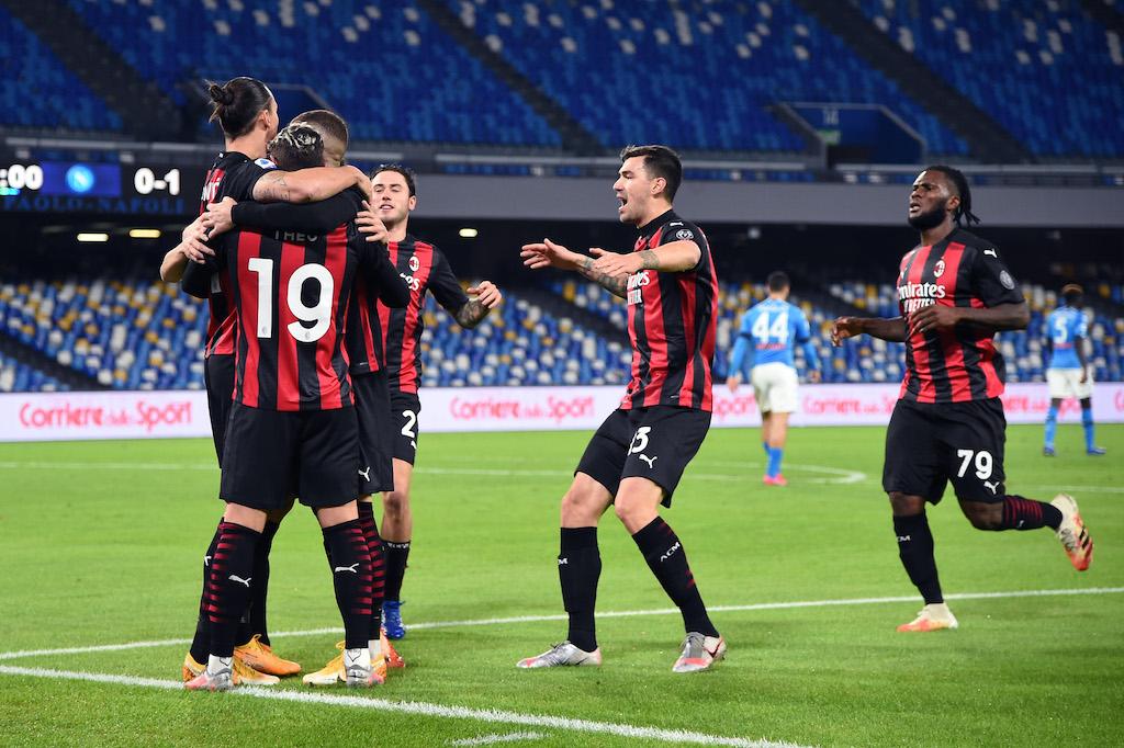 Napoli 1-3 AC Milan: Ibrahimovic-inspired Rossoneri end San Paolo hoodoo to  move back top