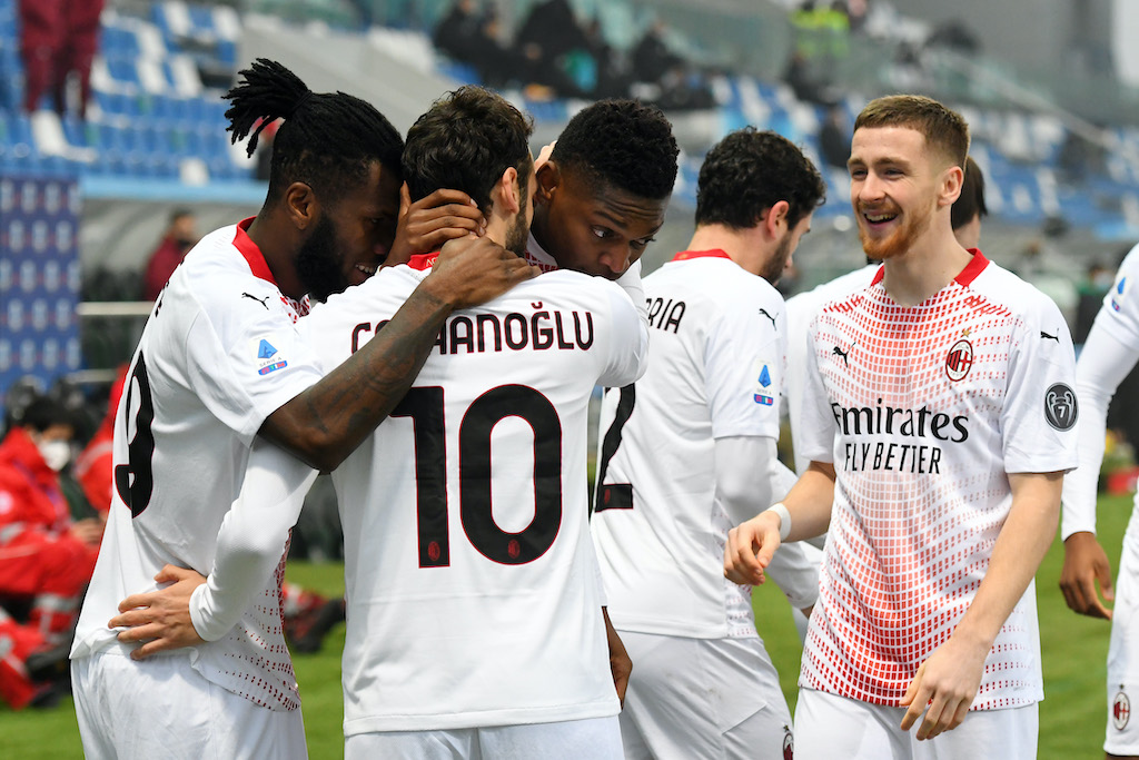 Catching Barcelona and Leao breaks records: All the key stats from Milan's  win over Sassuolo