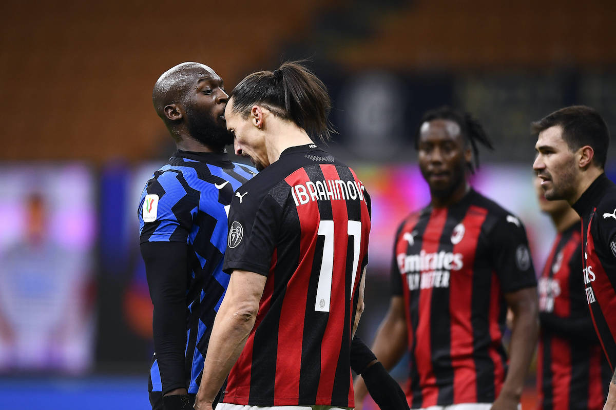 """Lawyer has say on Ibra-Lukaku row in Inter-Milan: """"Absurd to think that  Ibrahimovic is a racist"""""""