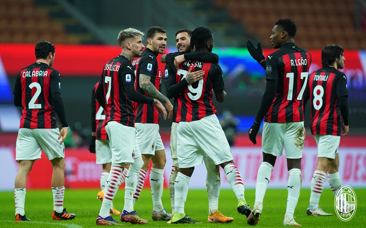 AC Milan 2-0 Torino: Five things we learned - mature performances from duo  in bounce-back win
