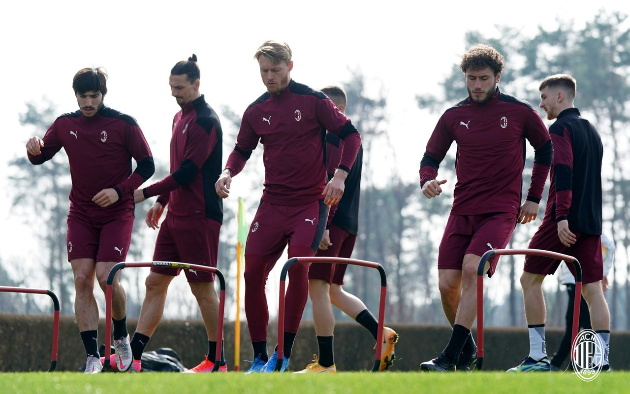 Official: Milan name 24-man squad for Lazio game – Bennacer, Tomori and Theo all included - SempreMilan