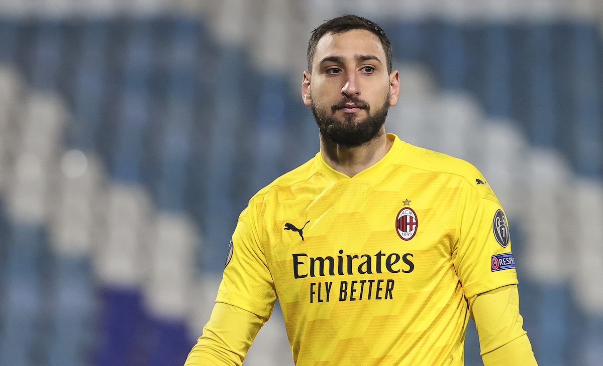 TMW: Donnarumma's only official offer is from Milan - the goalkeeper waits  for PSG and Juve