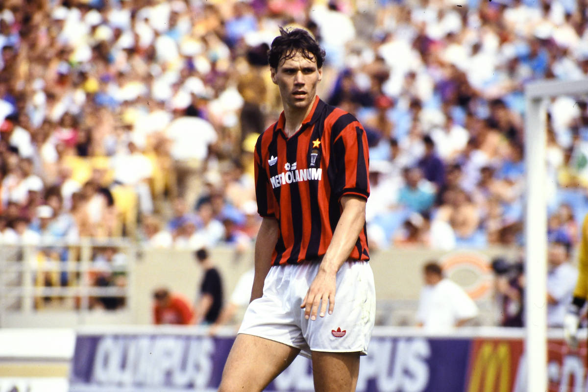 Van Basten makes stunning accusations about Napoli's 1990 Scudetto; discusses 'obsessed' Sacchi