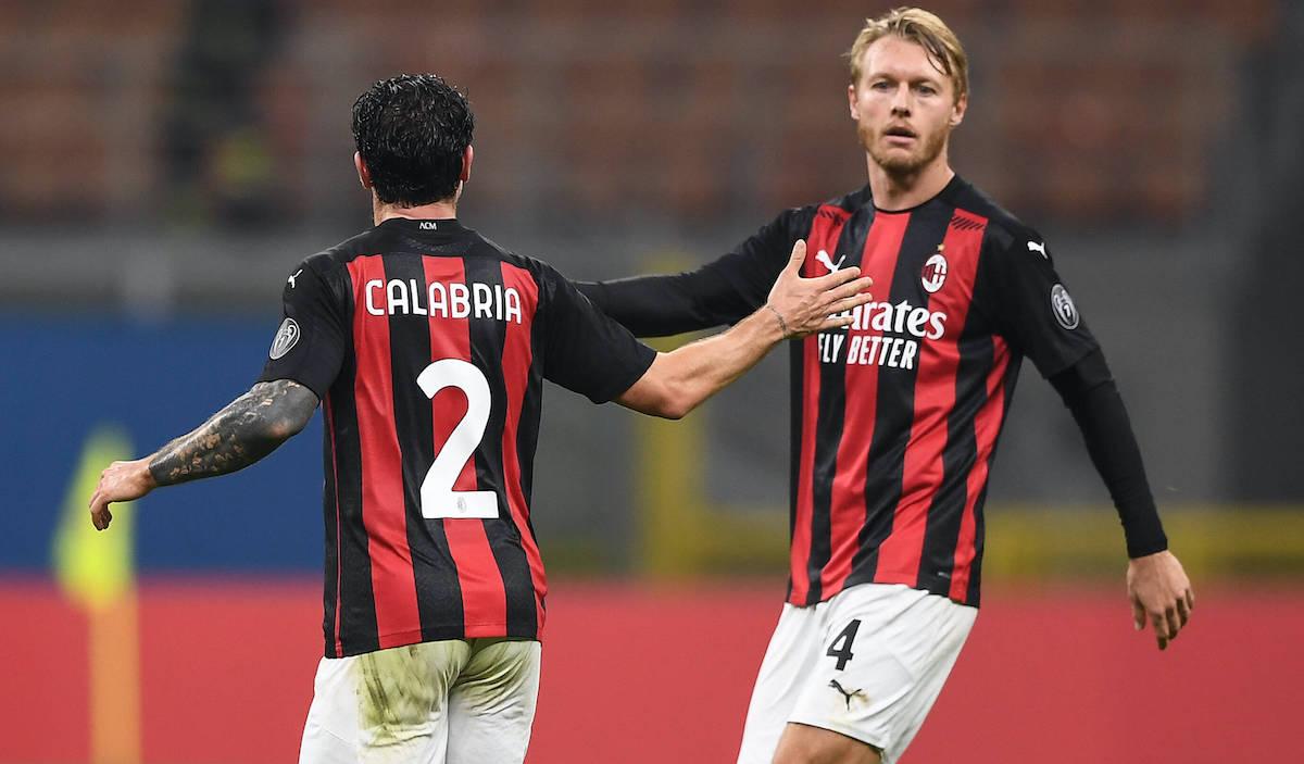 Sky: Romagnoli, Tomori and Dalot posed as Milan defensive duo suffer from  flu symptoms