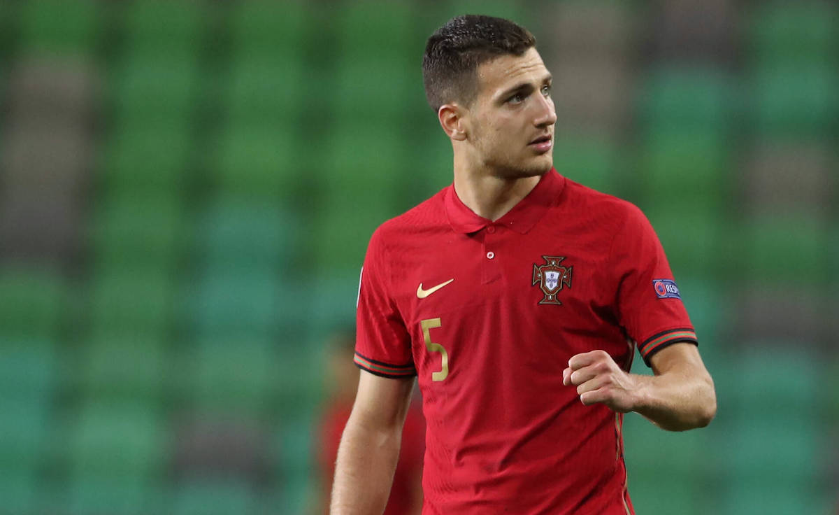 Official: Dalot called up by Portugal to replace COVID-positive Cancelo at  Euros