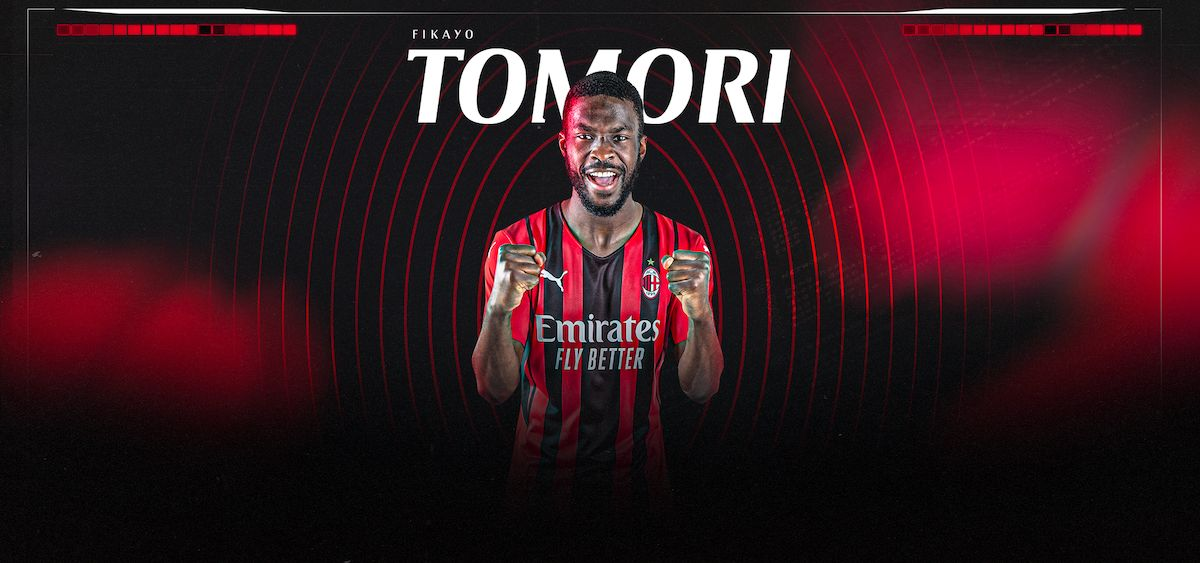Official: AC Milan confirm signing of Fikayo Tomori from Chelsea on four-year  deal