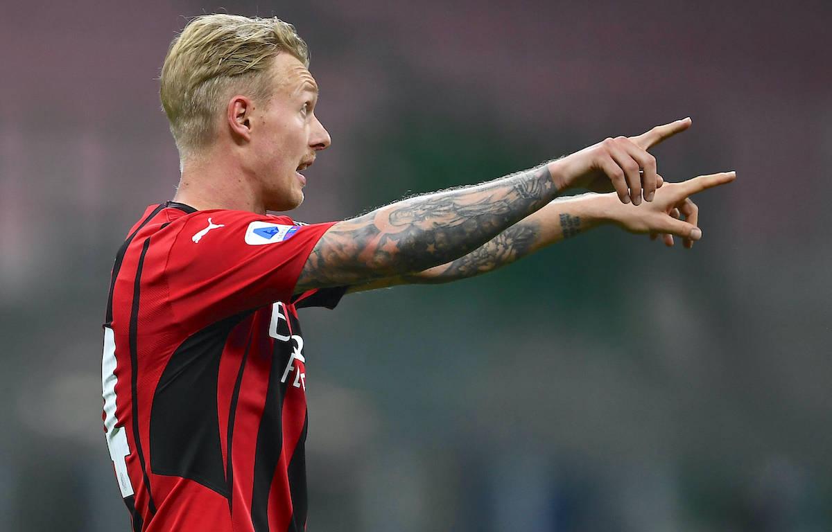 GdS: Lazio, Liverpool and Juventus await Milan's leader Kjaer – the Dane is primed and ready - SempreMilan