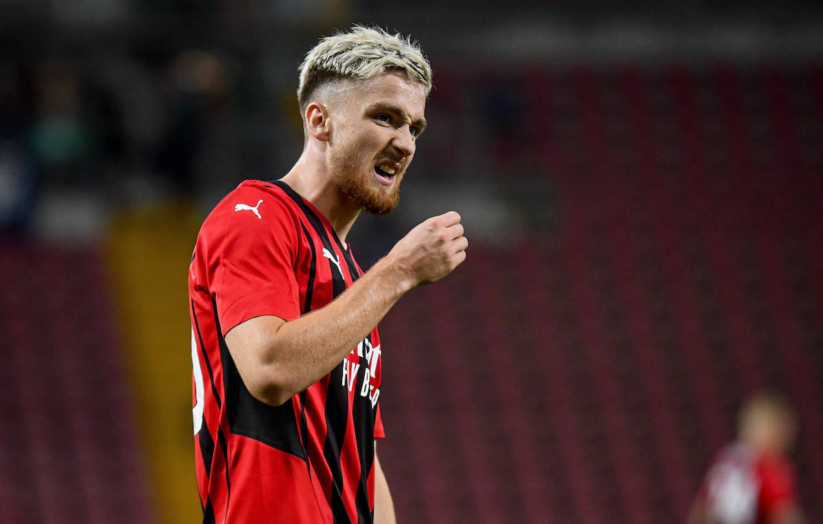 CM: Saelemaekers untouchable for 'perfect club' Milan and now established with Belgium