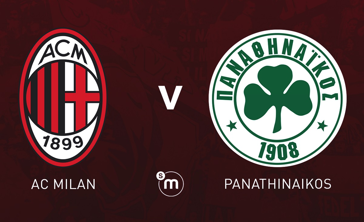 AC Milan vs Panathinaikos Highlights 14 August 2021