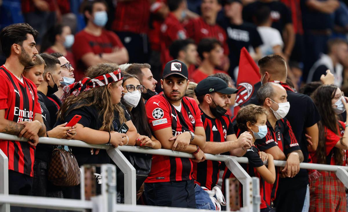 MN: Milan heading towards a potential sell-out at San Siro against Lazio - SempreMilan