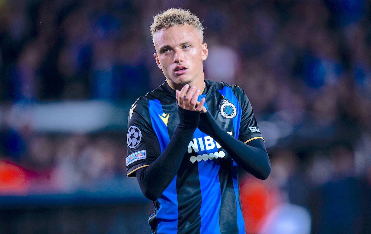 From Spain: Milan, Arsenal and Leicester jostling for €22m-rated Club Brugge winger