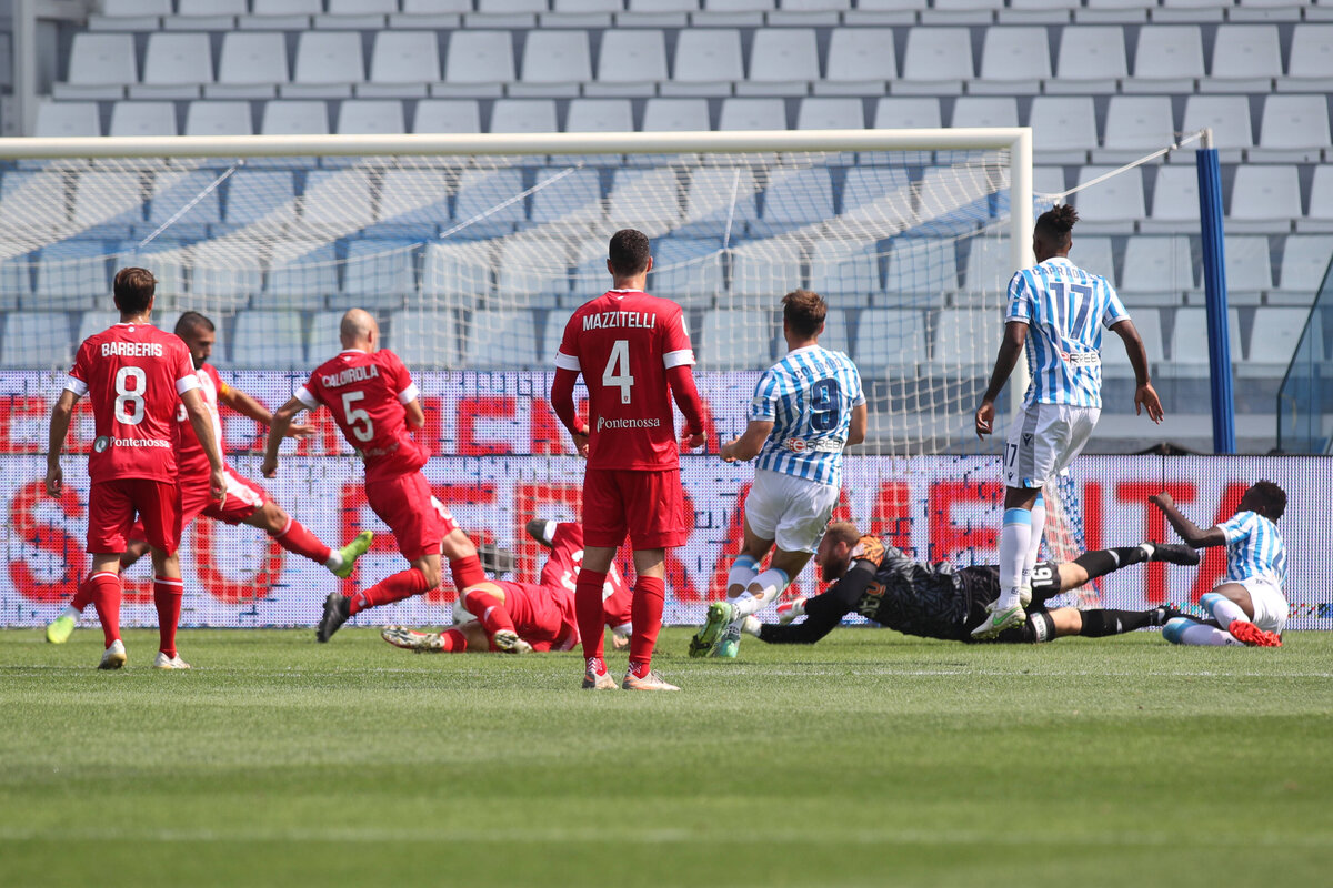 Watch: Milan loanee Colombo scores again for SPAL with composed finish - SempreMilan